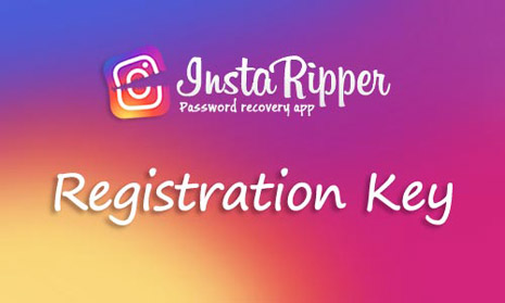 InstaRipper Registration Key