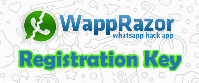 WappRazor Registration Key