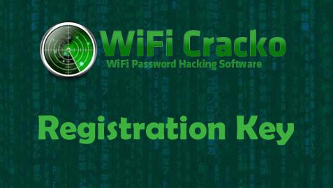 WiFi Cracko Registration Key